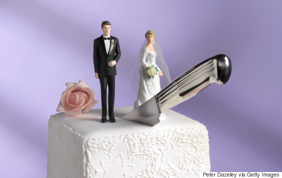 divorce after marriage