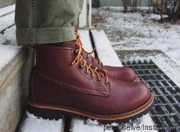 Des bottes pour donner un coup de pied à l'hiver