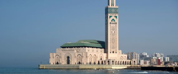 MOSQUES IN MOROCCO