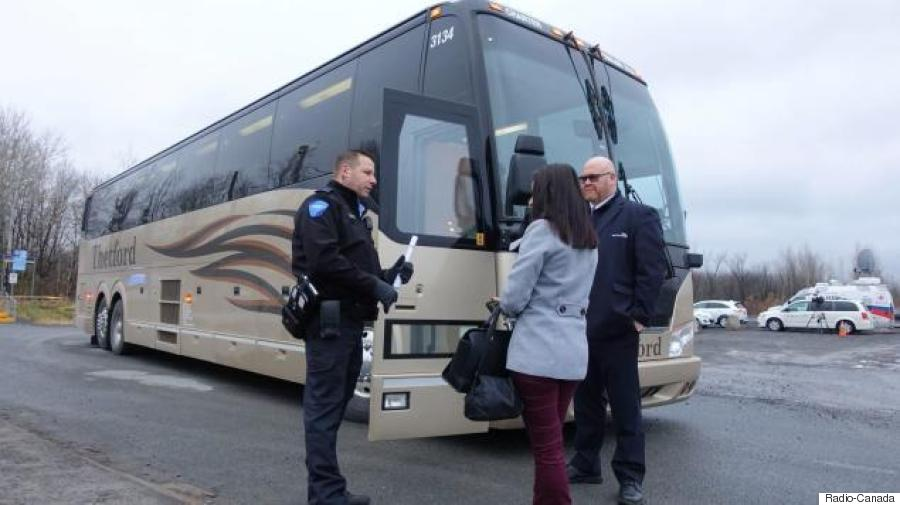 Manifestation d'autochtones: suspension du service de l'AMT Candiac-Montréal