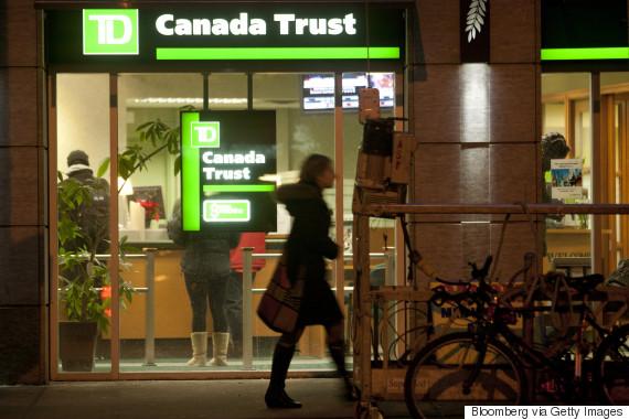 td bank canada trust