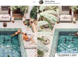 Leurs photos Instagram de rêve ont été plagiées au détail près