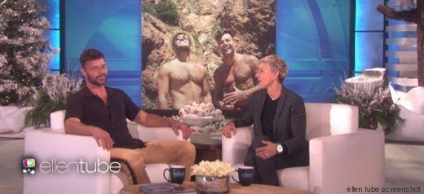 Ricky Martin sposerà il suo Jwan: a Ellen DeGeneres racconta la