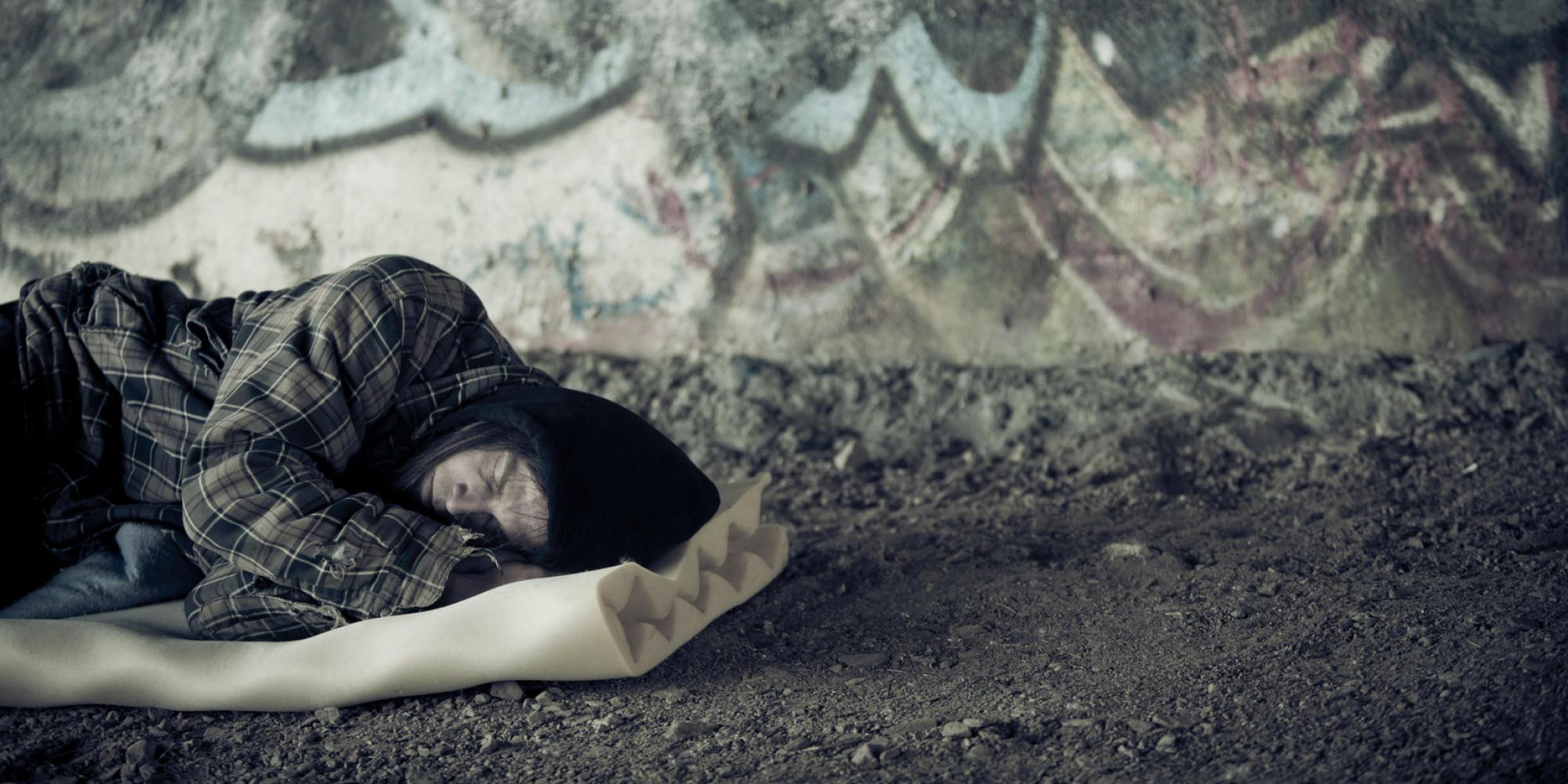 Leben auf der Straße: Ich weiß, dass Zelte angezündet werden und bereite mich immer auf das Schlimmste vor