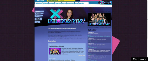 MIXMANIA PRINT SCREEN