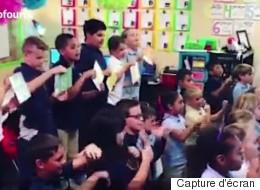 Cette enseignante rappe avec ses élèves pour les motiver