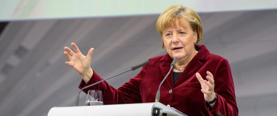 ANGELA MERKEL ATTEND