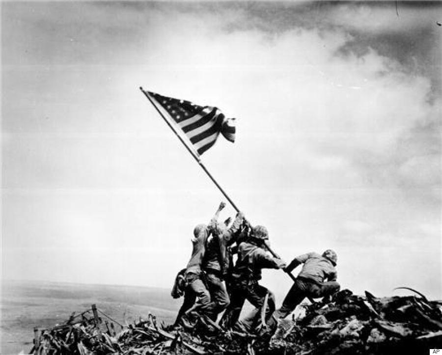 iwo jima flag 1954