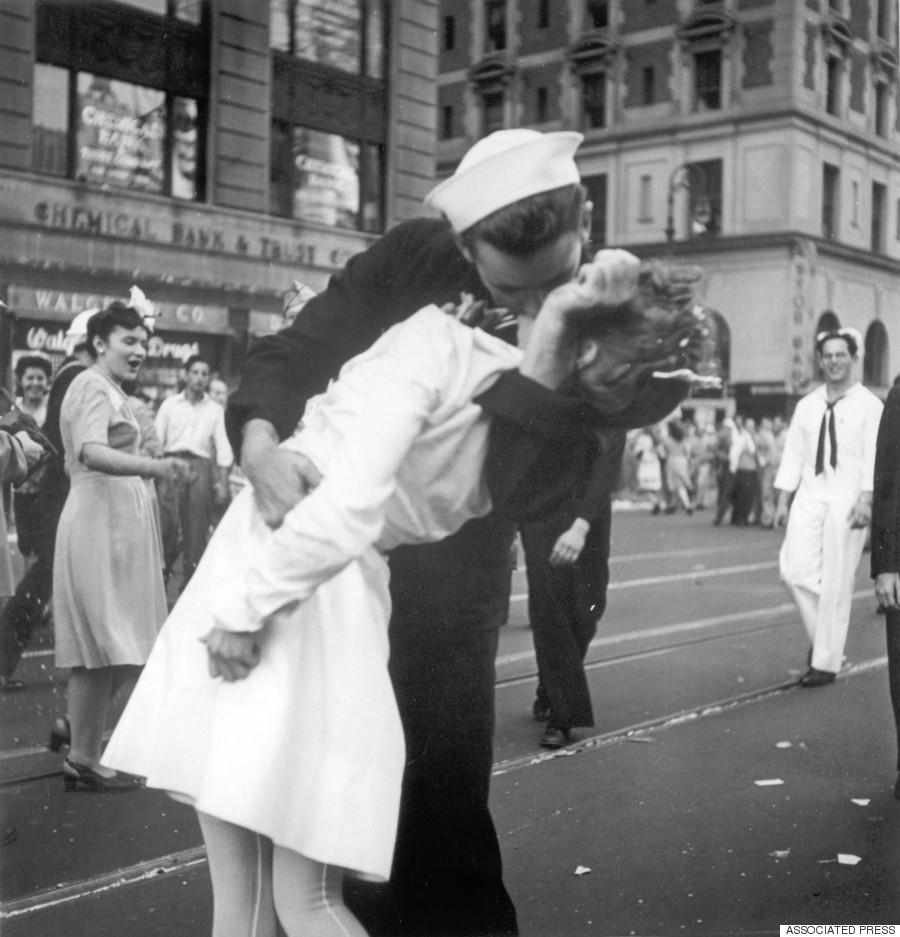 1945 times square kiss