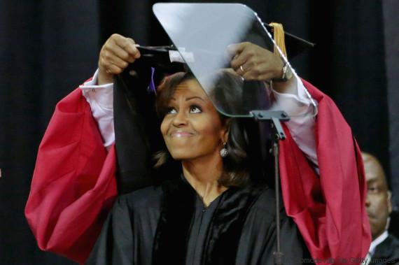 michelle obama jackson state university