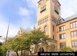 Wayne State Admissions