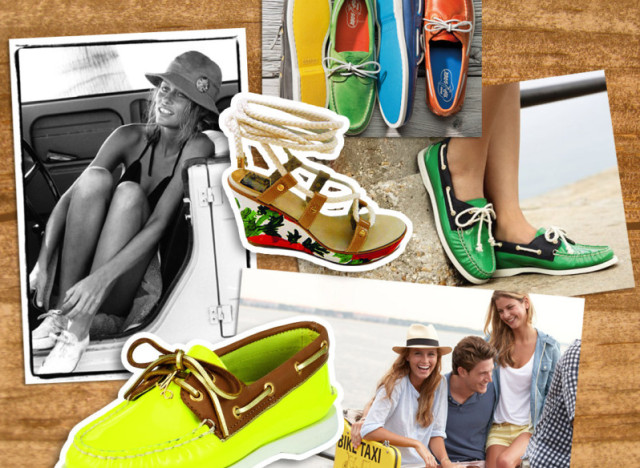 6c32ab8003 Sperry and Milly Team Up  These Aren t Your Dad s Boat-Shoes (PHOTOS ...