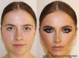 Ces métamorphoses maquillage vont vous couper le souffle
