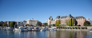Victoria British Columbia Downtown
