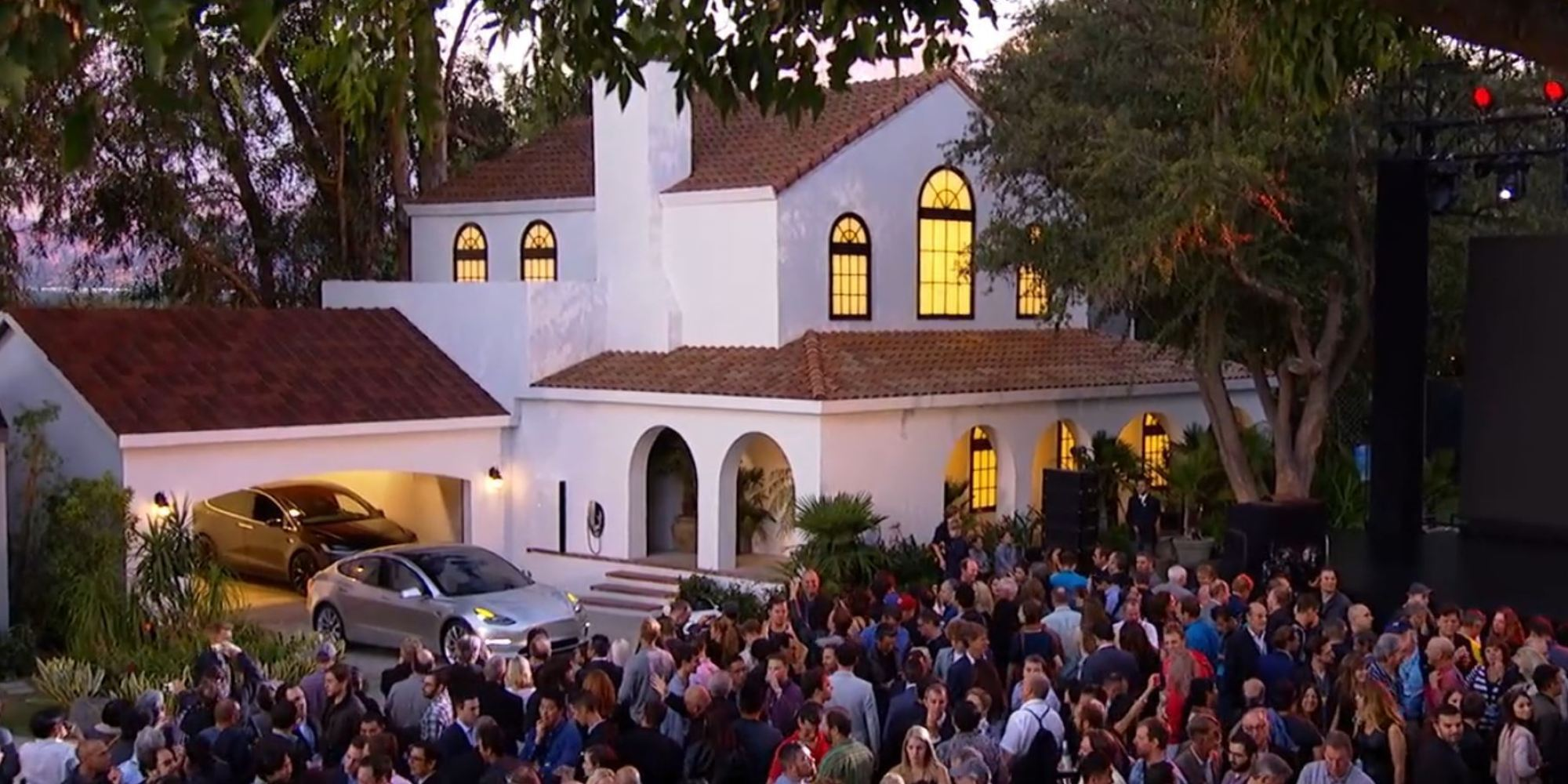 Tesla Solar Panel Roof >> Tesla's Solar Roof Will Cost Less Than A Normal Roof, Elon Musk Says