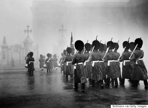 fog 1952 london