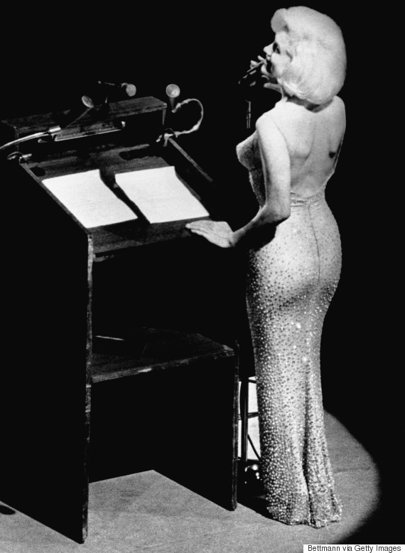 marilyn monroe birthday 1962