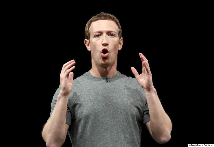 Mark Zuckerberg part en guerre contre les fausses informations — Facebook