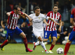 En directo: Atlético de Madrid - Real Madrid