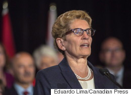 Wynne Says High Electricity Prices Were Her 'Mistake'