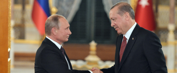 ERDOGAN AND PUTIN