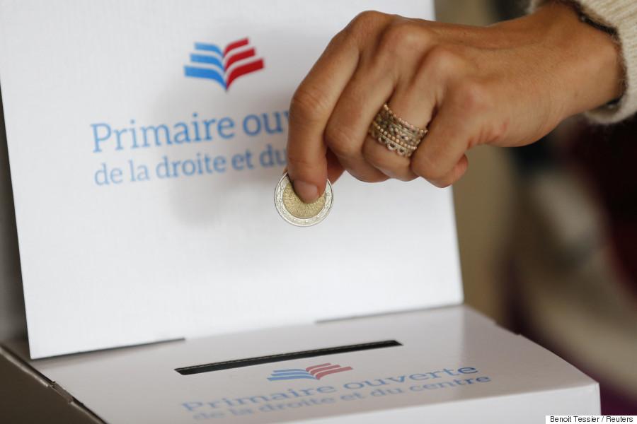 L'ex-premier ministre Fillon en tête de la primaire de droite — France