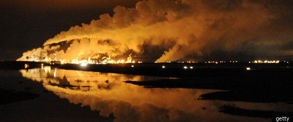 OIL SANDS IMPACT PLAN
