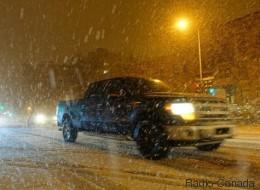 L'hiver s'installe: prudence sur les routes