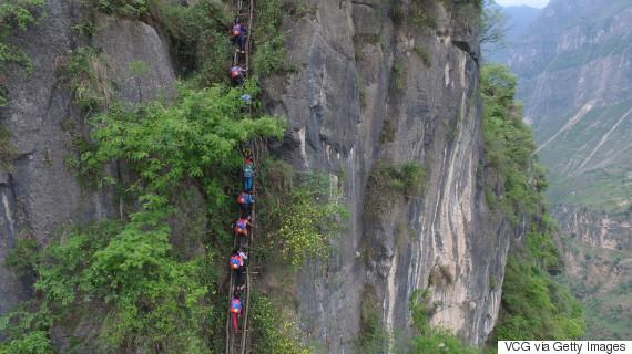 china climb yi