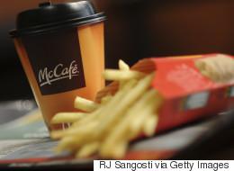WestJet servira du café de McDonald's à bord de ses avions