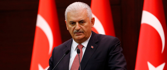 TURKISH PRIME MINISTER