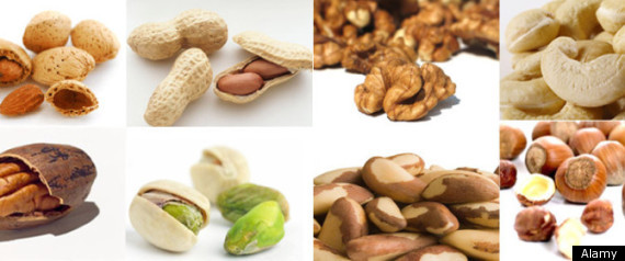 Health Boosting Nuts