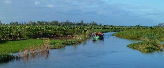 CANAL PANGALANES