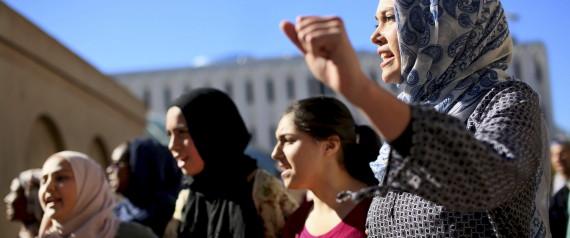 MUSLIM WOMAN USA