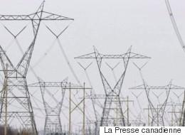 Intempéries au Québec: pannes de courant et vols d'avion annulés