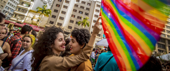 LGBT PROTESTS BRAZIL