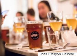 Goose Island s'invite au restaurant Foiegwa
