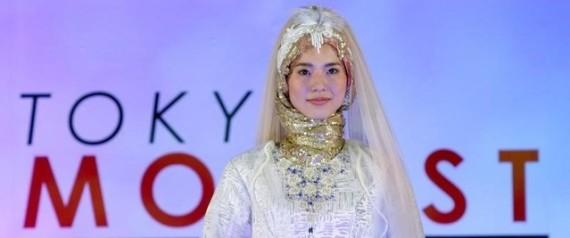 اليابان تستضيف أوَّل عرضٍ لأزياء المحجبات