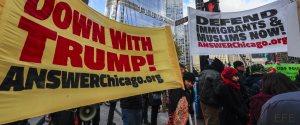 protests antitrump