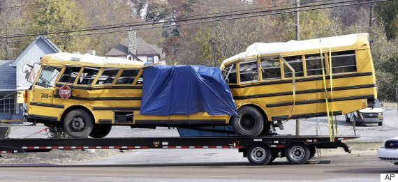 chattanooga school bus crash