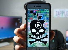 N'ouvrez surtout pas cette vidéo qui fera planter votre iPhone