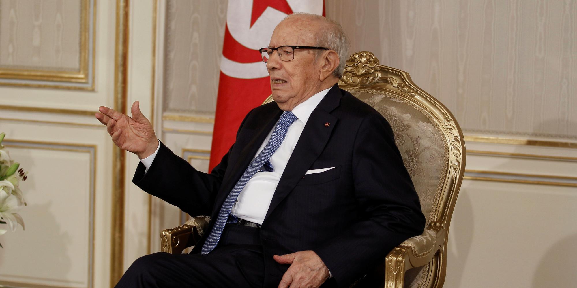 السبسي: هناك قوات أميركية في تونس.. وهذه مهمتها
