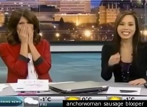 News Blooper