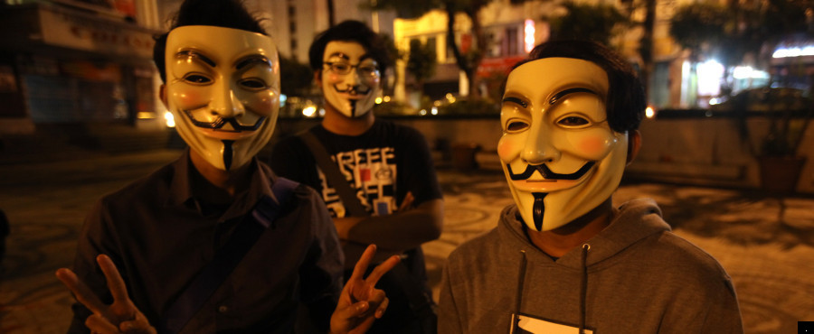 Anonymous Gain Access To FBI And Scotland Yard Hacking Call
