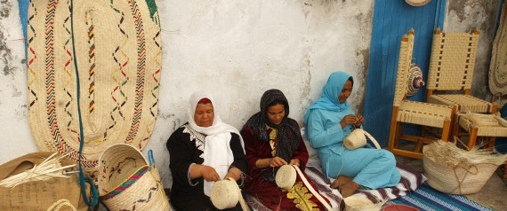 WOMEN TUNISIA