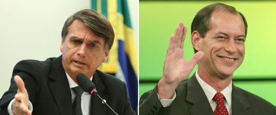 BOLSONARO E CIRO GOMES