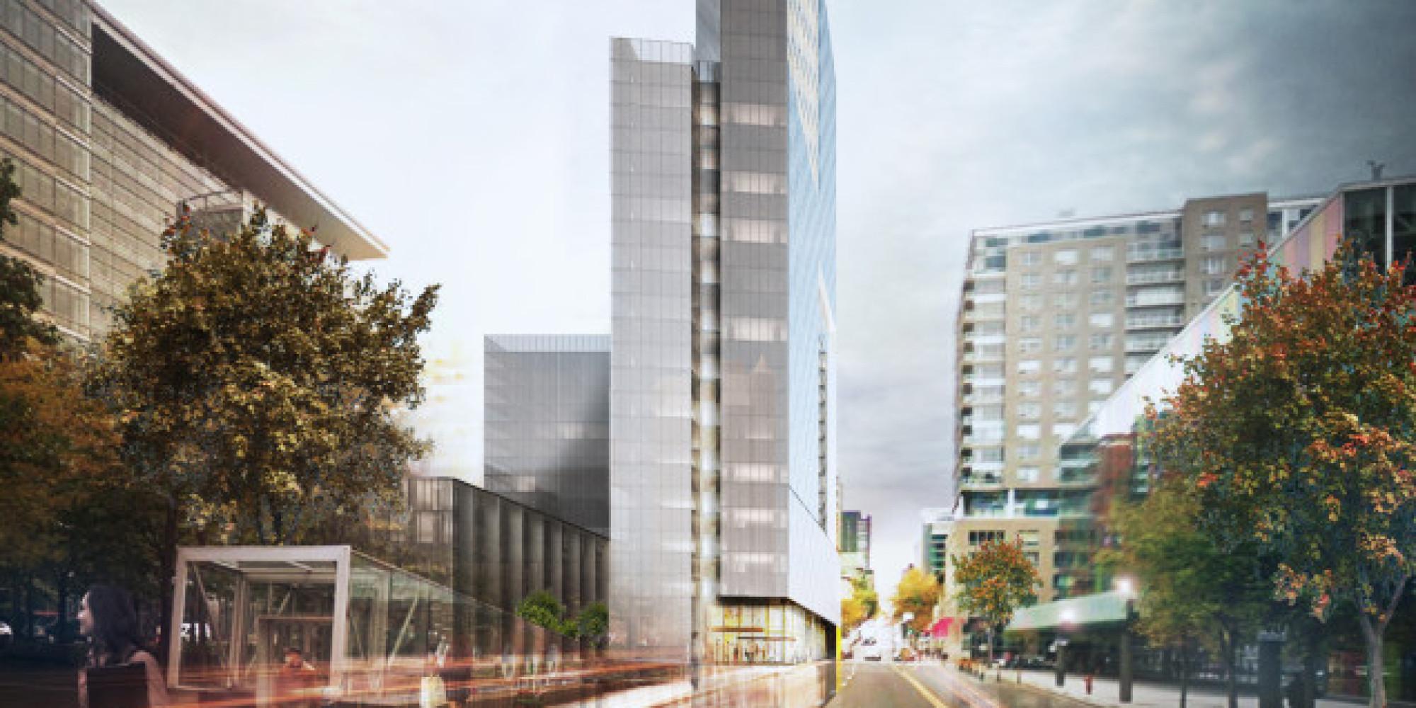 Nouveau projet immobilier de 200 millions au centre for Projet appartement