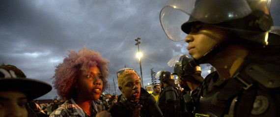 PROTESTS STUDENTS BRAZIL