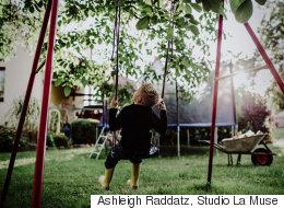 Ces superbes photos vous font vivre le quotidien d'un enfant autiste