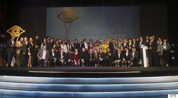premios iris todos